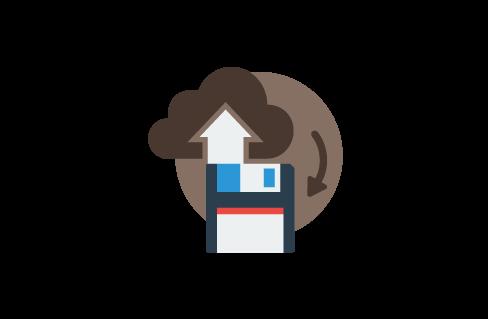 iContenzioso Basic - backup automatico dei dati