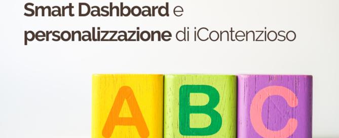 Smart Dashboard e personalizzazione