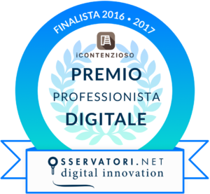 Premio Professionista Digitale