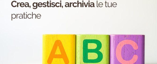 ABC 2 Crea, gestisci e archivia le tue pratiche | iContenzioso