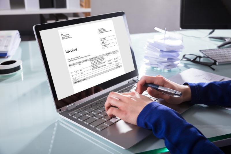 Fattura elettronica e falsi crediti iva
