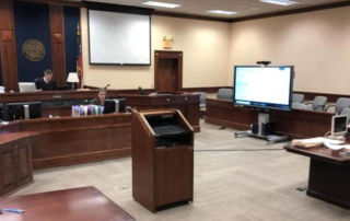 video udienza processo tributario